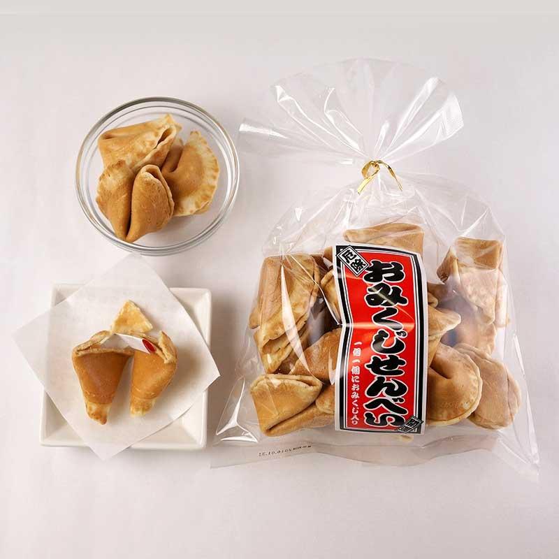 おみくじクッキー フォーチュンクッキー の袋